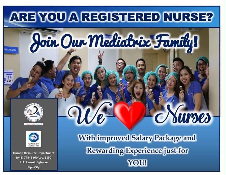 we love nurses