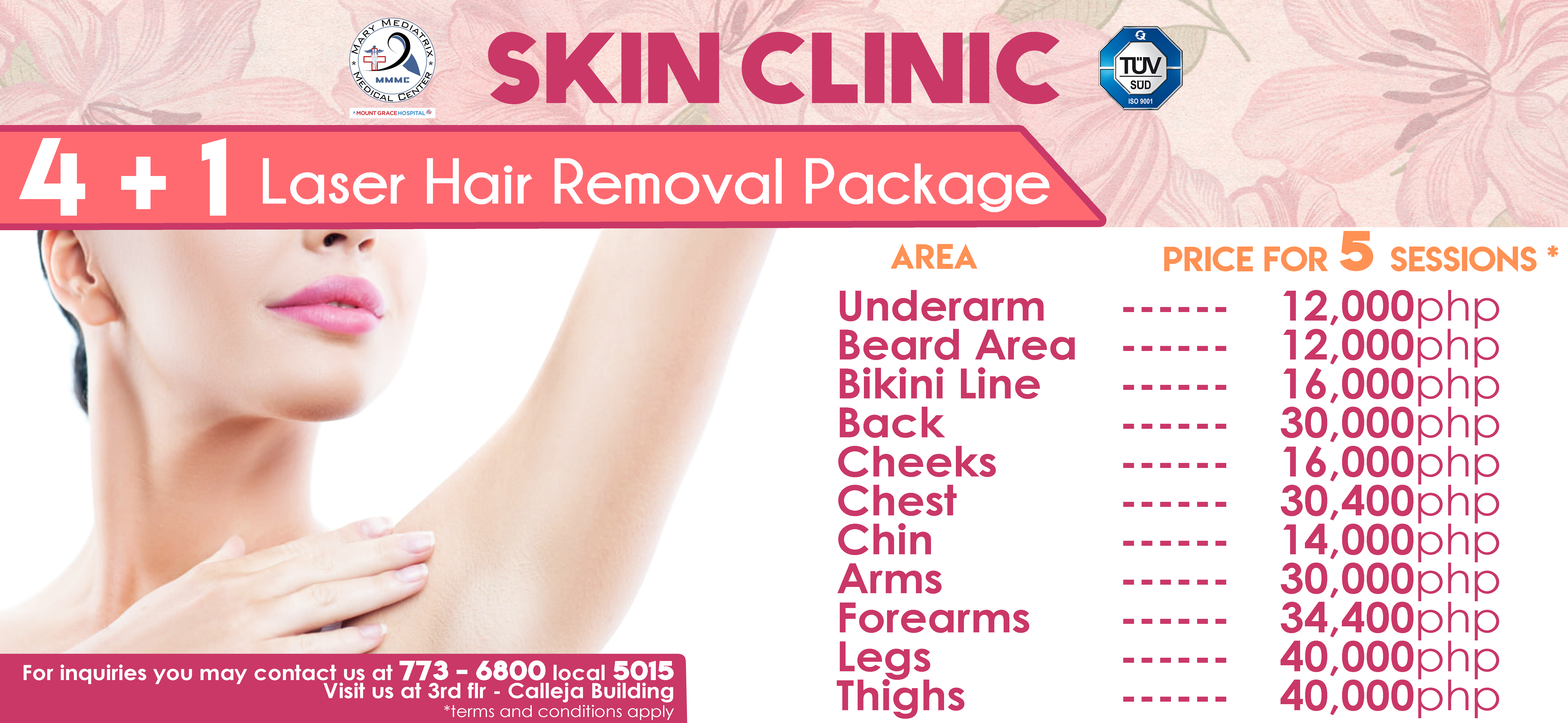 Skin Clinic - Hair Removal1